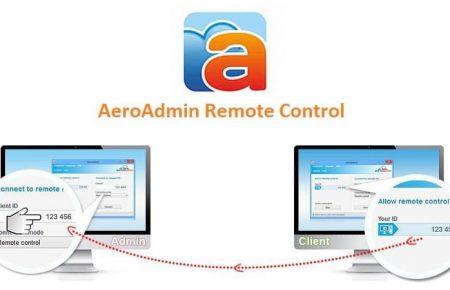 Aero نرم افزاری برای ریموت دسکتاپ