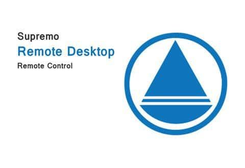 برنامه کنترل از راه دور supremo remote desktop