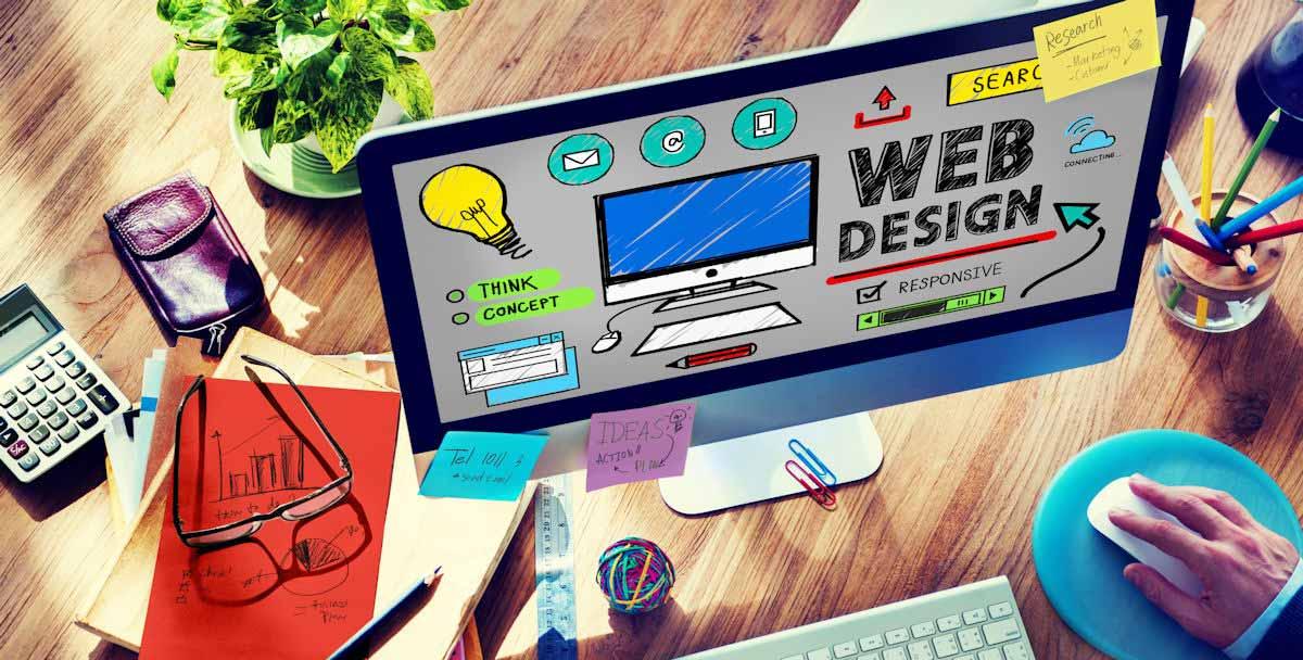 خدمات طراحی سایت در اکسیرعلم