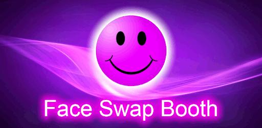 تصویری از برنامه Face Swap Booth