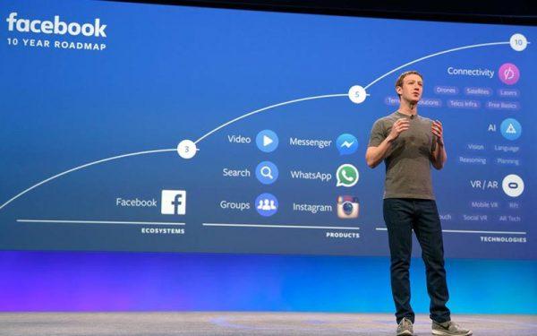 ادغام سه پیام رسان واتساپ ، اینستاگرام و مسنجر فیس بوک توسط مارک زاکربرگ