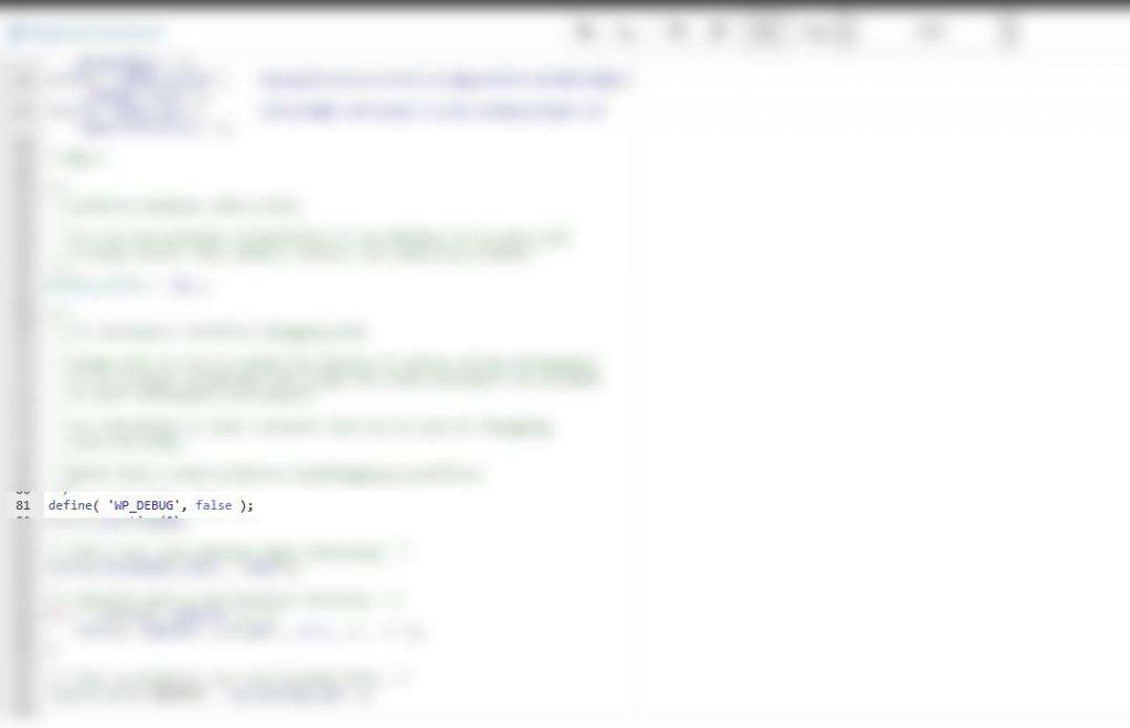 دیباگ وردپرسWP_DEBUG برای رفع مشکل error_ log