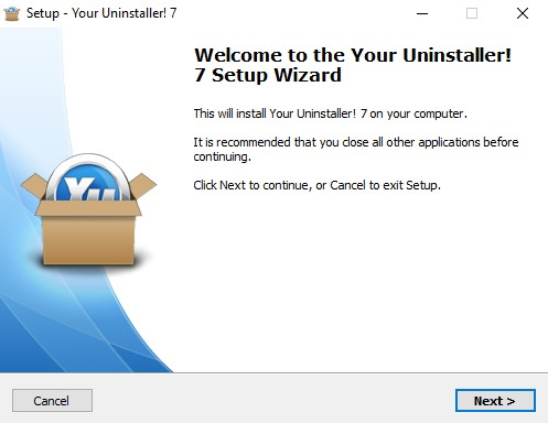 برنامه Your Uninstaller Pro