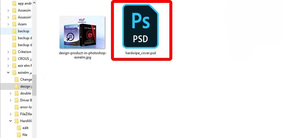 psd photoshop files