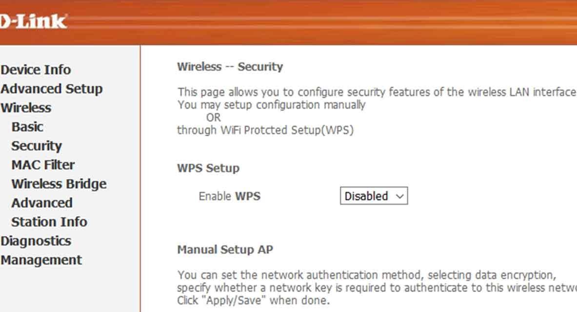 قابلیت WPS در مودم ADSL