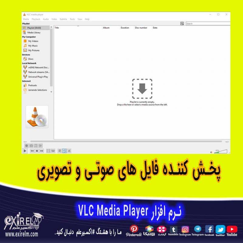 بهترین پلیر پخش فیلم و موزیک در ویندوز و موبایل با VLC media player